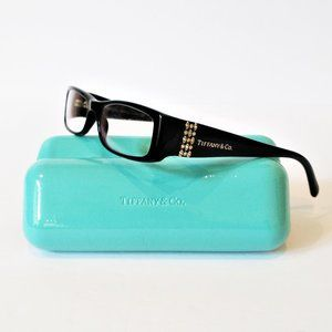 Tiffany & Co. Rx Glasses Crystal Accent 2002-B